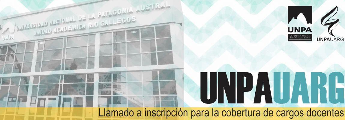 Escuela de Ingeniería. Inscripción para la cobertura de cargos docentes en la UNPA-UARG