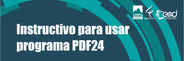 #12: Usar programa PDF24
