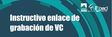 #10: Enlace de grabación de VC